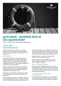 061873-WERKSMANS-november-business-rescue-or-liquidation